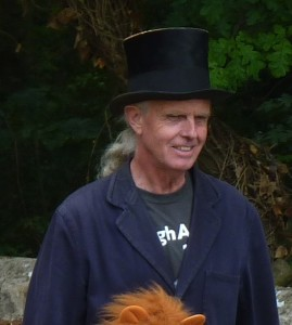 Hugh in 2011